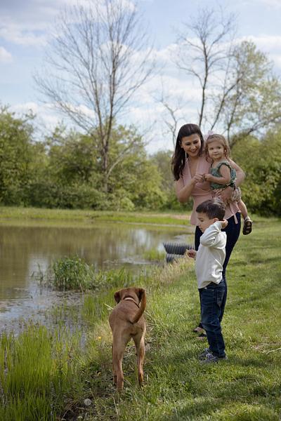Cunningham Family Spring 2021