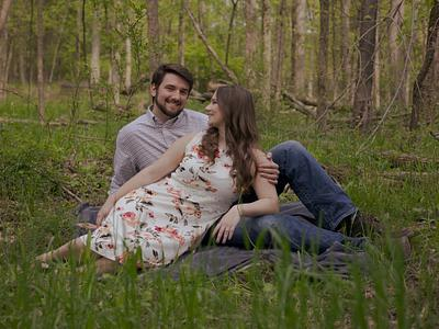 Maddy and Todd Engagement