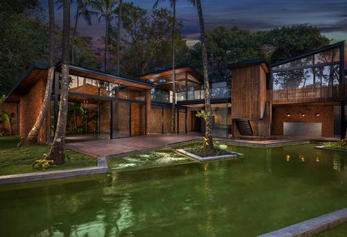 Villa in the Palms - Goa