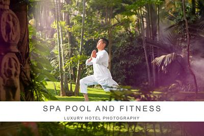 Spa, Lifestyle and Fitness