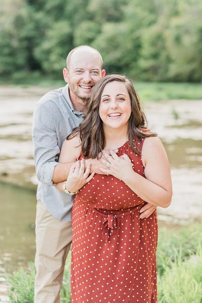Adrienne and Zach   Engagement Session