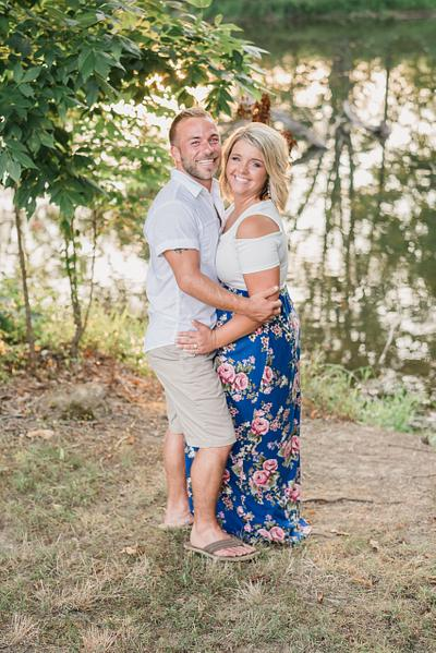Ashley and Codey   Engagement Session