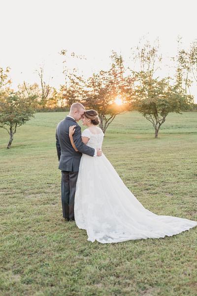 Haley and Cade   Wedding