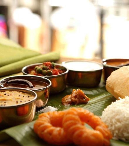 Sagar Ratna Food Sylist Delhi