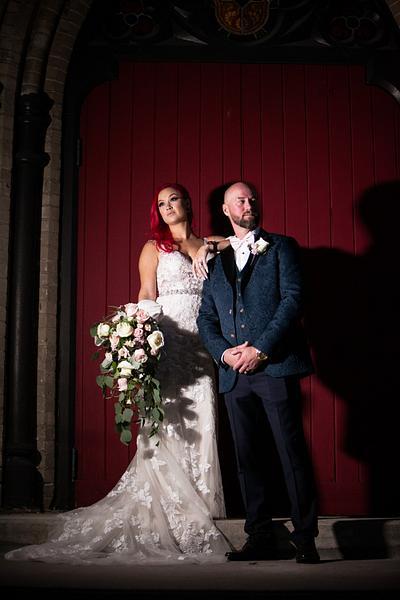 Gary + Alexis Pop-Up wedding