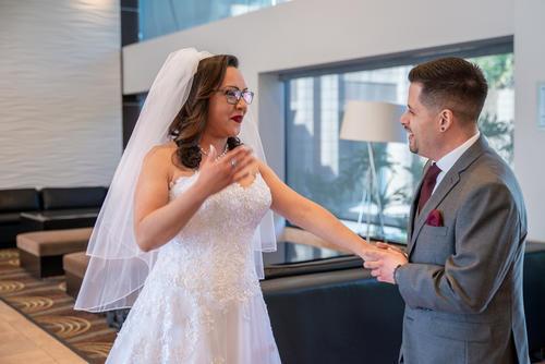 Janine and Eric Wedding