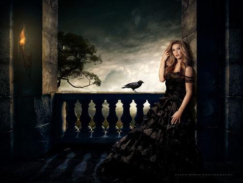 The Princess Model: Rebecca Hahn
