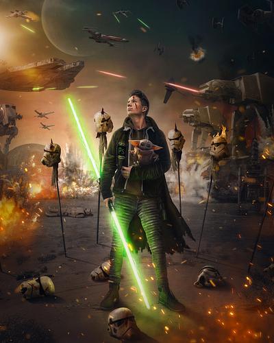 Jedi Master Benny