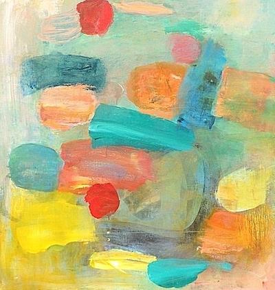 """Music in the Sun""  Harmonia Wall Art Prints - Fine Art in Modern Form, copyright Victoria Johnson - Artist"