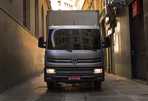 VW Caminhões - Novo Delivery