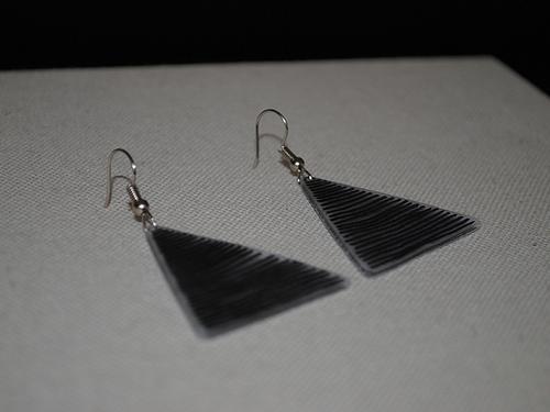 Shrink plastic earrings, € 15,00