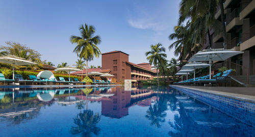 Caspia Hotel, Goa
