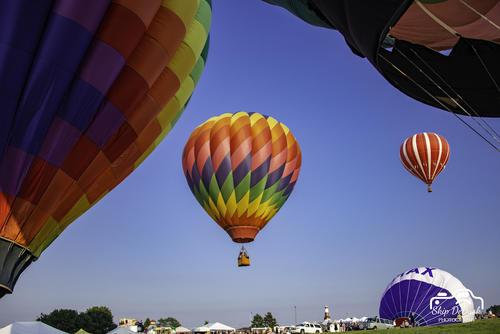 Nebraska Balloon & Wine Festival 2018