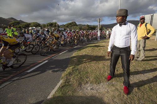 Argus Cycle Race