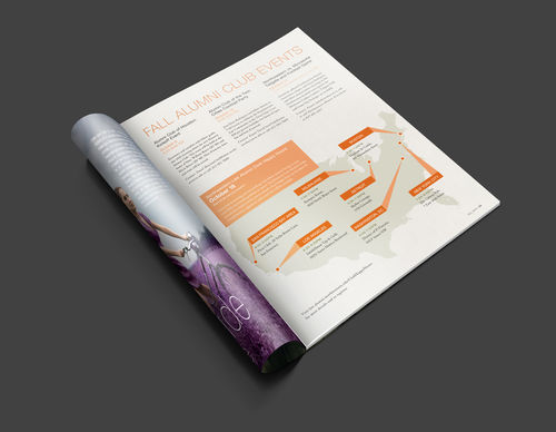 Editorial Design for Northwestern Law