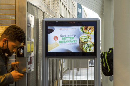 CTA Breakfast Campaign  (Chicago)