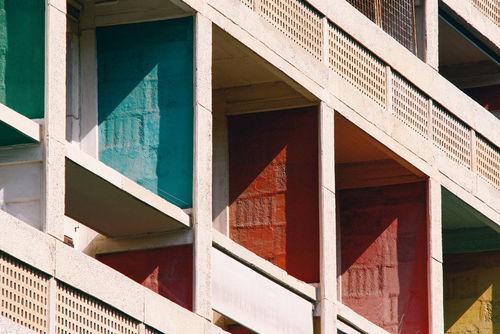 urban pattern | marseilles | france