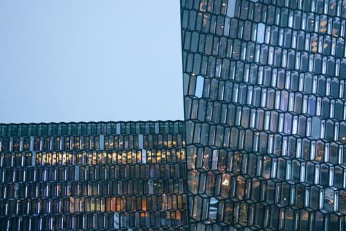 architectural pattern | reykjavik | iceland