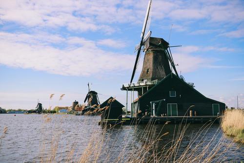 zaanse schans | the netherlands