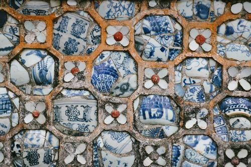 architectural pattern | hue | vietnam