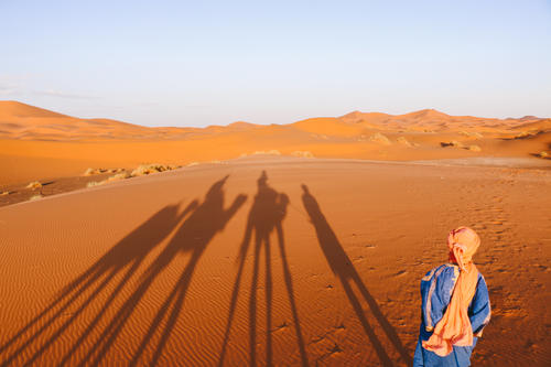 merzouga desert | morocco