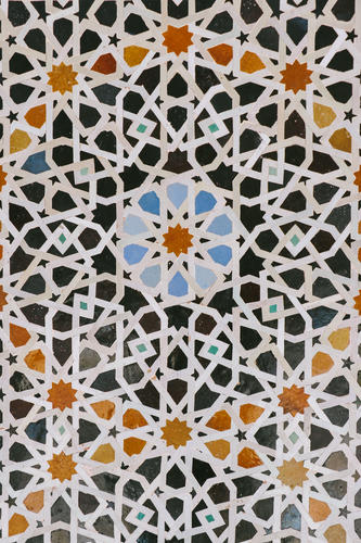 architectural pattern | fes | morocco
