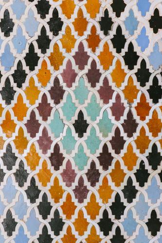 architectural pattern | casablanca | morocco