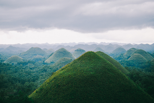 chocolate hills | the philippines