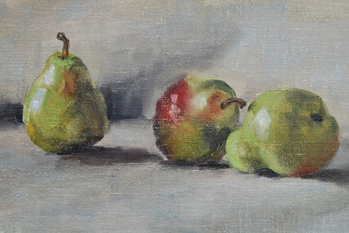 Pear Trio I