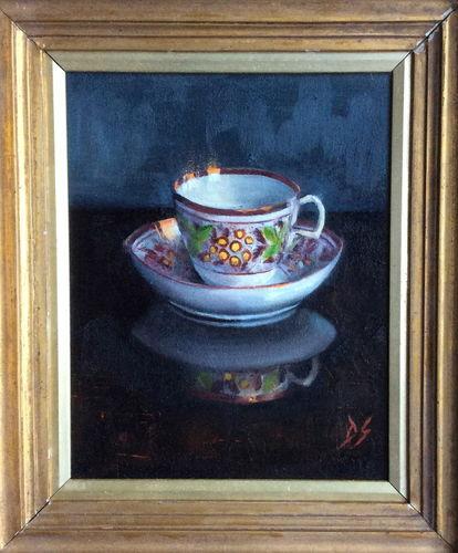 Granny's Teacup