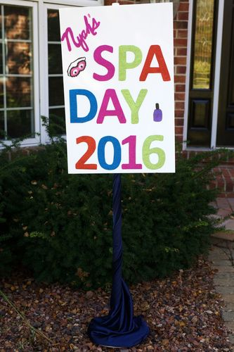 SPA DAY 2016 BIRTHDAY PARTY