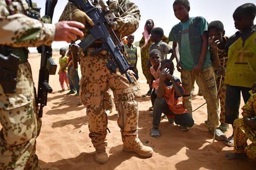 MINUSMA Mission Mali