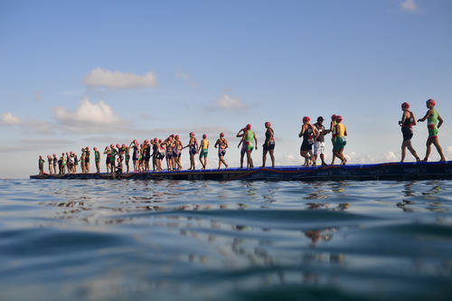ITU Triathlon Grand Final World Championship Cozumel