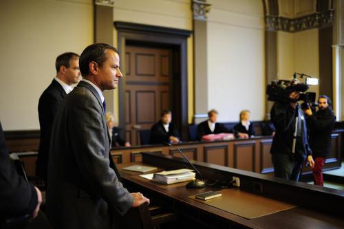 Sebastian Edathy on Trial