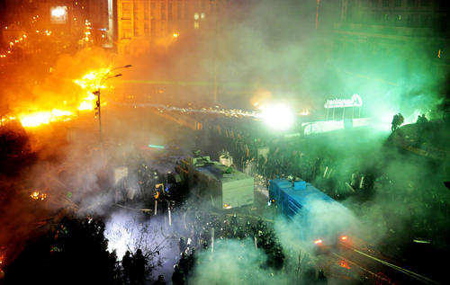 Kiev Opposition Remains Resolute And Seeks Change To Constitution