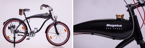Client: Bugota Gas Pedals