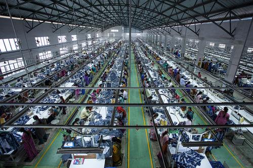 Client: Scotts Garments Pvt Ltd