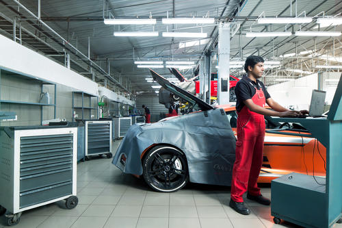 Client: Audi Kochi