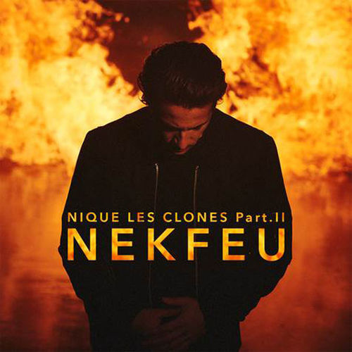 Nekfeu, french rapper
