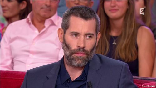 Jalil Lespert, actor and film director, France 2-Vivement dimanche