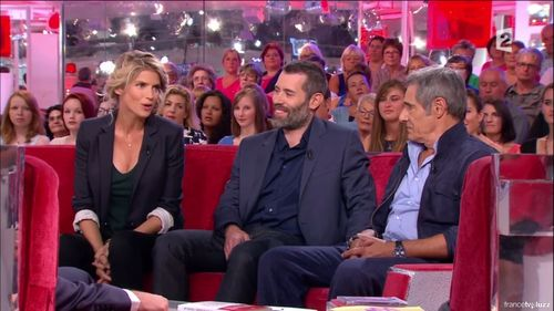 Jalil Lespert, Actor and film director, France 2, Vivement dimanche