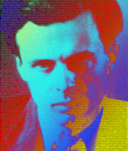 Aldous Huxley Artist and Writer Series