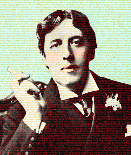 Oscar Wilde Artist and Writer Series