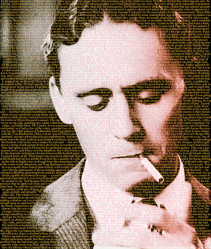 F Scott Fitzgerald  Artist and Writer Series