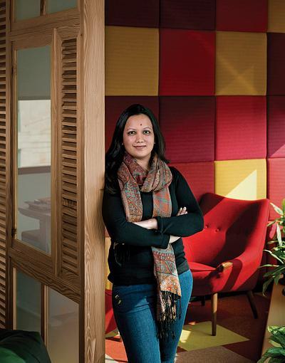 Neha Barjatya, Google India