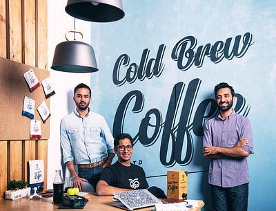 Sleepy Owl Cold Brew startup