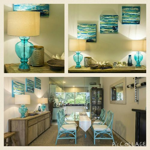 Celadon Rain hung by Interior Design Journey