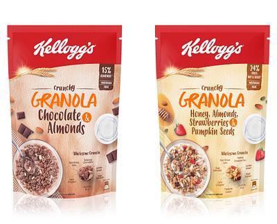 Kellogg's Granola   Oddinary