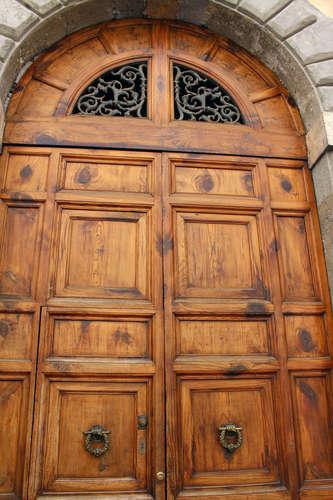Big door - Rome