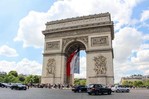 Arch de Triumph - Paris